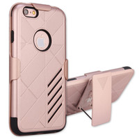 Wholesale Customize Opp Bag - For ZTE ZMAX Pro LG Aristo LV3 ms210 Caseology Case For Iphone 7 6 6s Plus Samsung On5 Hybrid Rugged Cellphone Cover With Back Flip OPP BAG