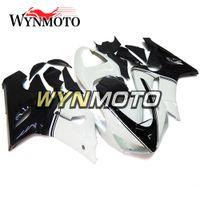 ingrosso fibbie bianche perla-Fairings Fit per Kawasaki ZX-6R ZX6R 05 06 2005 2006 ABS Plastics Injection Plasrics Kit carenatura per motocicli Pearl White Black Body Covers