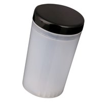 Wholesale Brush Cleanser Holder - Wholesale-JEYL Hot New Nail Art Brush Holder Cleanser Cup Container