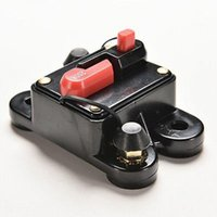 Wholesale Boat Stereos - 12-24V 250A Car Marine Boat Bike Stereo Audio Inline Circuit Breaker Fuse