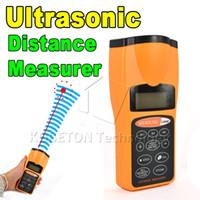 Wholesale Meter Measurer - Wholesale-2016 New Top Sale Infrared telemeter Laser Distance meter Measuring Device Rangefinder Laser pointed digital tape Measurer Tool