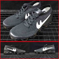 Wholesale Men S Max Running Shoes - Wholesale High quality2018 Original Men New Arrival VaporMaxes Shock Racer Running Shoes For Top quality Fashion Casual Vapor Maxes Sports S