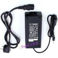 Wholesale Ac Dc Adapter Output 12v - high quality AC 100-240V input Converter Adapter DC 12V 10A output Power Supply 120W led power adapter
