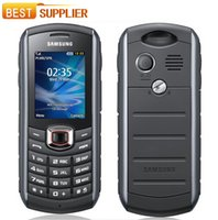 Wholesale sell cell phone accessories resale online - Hot selling Unlocked Original phone Samsung B2710 Cell Phone G GPS Bluetooth Camera Mp3 player refurbished Mobile phone