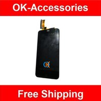 Wholesale M1 Touch - Black Color For Meizu meilan Note M1 Note LCD Display with Touch Screen Digitizer Assembly 1PC  Lot Free Shipping