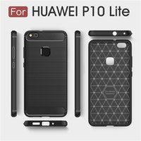 Wholesale Lg 4x Case - TPU Case For HUAWEI P 8 9 10 Xiaomi RedMI 4X Anti Shock Protective Dirt Resistant Back Cover Cell Phone Cases