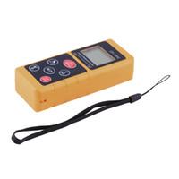 Wholesale Laser Measurer - Free Ship Laser Range Finder 100m 328ft Laser Distance Meter Measurer CP-100C Laser Range Finder Laser Measure Area Volume Tool