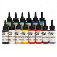 Wholesale Top Ink Tattoos - Top Quality Professional 14 Colors Of MOM Tattoo Inks 1OZ Pigment 30ML High Quality Tattoo Supply