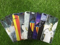 Wholesale La Iphone Cases - football stars La Liga Valencia CF,Valencia TPU Phone Case Cover for iPhone6 6s 6Plus 6sPlus For Samsung galaxy s7 S6 S7 Edge