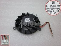 Wholesale Asus Wire - Free Shipping For Asus G1 series Cooling Fan UDQF2ZR09BAS 4 wire 4-Pin DC 5V 0.21A