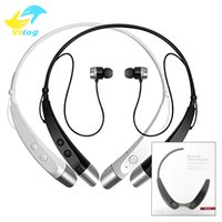 Wholesale New Sports Earphones - New HBS500 Fashion Sports Stereo Bluetooth Earphone Headset Wireless Running Earphone with MIC for iPhone Samsung Smartphone