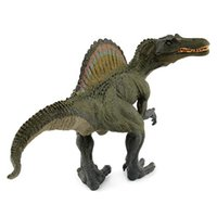 Wholesale science sale - 2018 Hot Sale New Jurassic World Park Big Simulation T-Rex Figures Pvc Collectible Spinosaurus Model Kids Toys