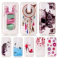 Wholesale Phone Covers Bears - Colorful Flower Bear Printed TPU Phone Case For LG G6 K4 2017 K8 2017 K10 2017 Case New Silicone Cover