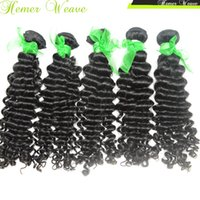 Meilleur 8A Naturel Weave 3pcs / lot Fast DHL shipping