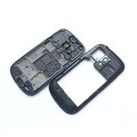 galaxie s3mini großhandel-Brand New S3mini Middle Frame Lünette Backplate Gehäuse Fall Abdeckung Ersatzteile Für Samsung Galaxy S3mini