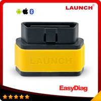 Wholesale X431 Bluetooth - 2016 New Arrival Launch X-431 Easydiag X431 auto diag diagnostic Tool Bluetooth for For iOS & Android free shipping