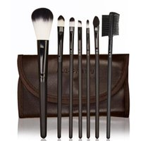 Wholesale Complete Black Suit - Cosmetic Brush Suit For Beginners Complete Set Of Cosmetic Tool Makeup Brush Eye Shadow Brush Beauty Makeup Tool