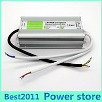 CCC outdoor light transformer - 12 voltage transformer W AC110V V to DC12V A Waterproof IP67 LED Light Lamp Driver Outdoor Use Power Supply Transformer