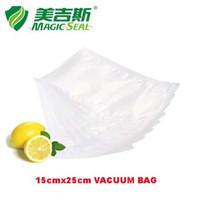 Wholesale vacuum sealer wholesale - 100pcs  Lot 15cm X 25cm Food Saver Vacuum Sealer Packing Bags