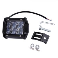 Hot 4D 30W Auto-LED-Arbeits-Lampe ATV Offroad-SUV Driving Flutlicht
