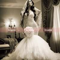 Wholesale Affordable Sweetheart Wedding Dresses - Affordable Sweep Train Applique Sleeveless Lace Natural Wedding Dresses 2017 Elegant Sleeveless Bridal Gown Custom Made