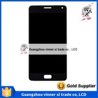 Wholesale Touch Screen 5.5 For Lenovo - 5.5 inch Gold 100% New Full LCD DIsplay + Touch Screen Digitizer Assembly For Lenovo Vibe P1 P1c72 P1a42 P1c58 Free shipping