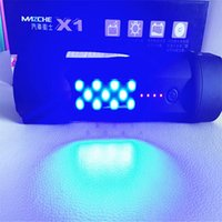 Wholesale Car Charging Flashlight - High Quality Car Guard X1 8IN1 Blasting Flash Self-defense Charge Mobile Phone Car Trouble Warning With Strong Light Flashlight Three Colors