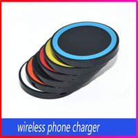Wholesale Lg Phones Wholesale Prices - Best Price Qi Cell phone Wireless Charger Pad Device For Samsung Nokia Htc LG with Retail Package