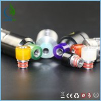 Wholesale E Zigarette - best drip tip atomizer cool e cig drip tips supply e zigarette fit kanger atomizer of dhl free shipping