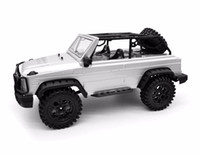 Wholesale Scale Rc Trucks - Wholesale-Keliwow High quality RC Car 1 10 Scale 2.4Ghz 4WD Electric Off Road Fast Monster Truck Radio Controlled Mercedes AMG Model(RTR)