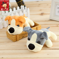 Belle Big Head Dog Peluche 18CM Stuffed Cartoon Anime Poupées Enfants bébé Peluches Pour cadeau enfants