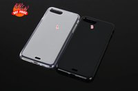 Barato Caso De Iphone Claro Claro-Pudim Soft TPU Case para Google Pixel XL 5.0 5.5 Iphone 8 8TH 7 Plus Iphone8 7plus Clear Matte Silicone Gel Rubber Plain Skin Cover Luxury