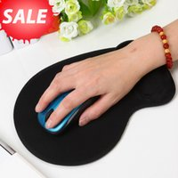 Wholesale Green Laptop Computers - Wrist Rest Mouse Pad EVA Ultralight Memory Foam Comfort Wrist Support Gaming Mouse Mice Mat for PC Laptop Computer