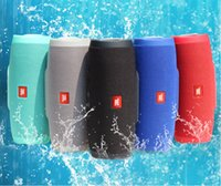 Wholesale New hot sale Charge IPX7 WaterProof Mini Portable Bluetooth speaker with power bank pk charge pulse CHR2
