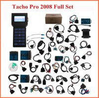 Wholesale Unlock Gms - 2017 tacho pro 2008 universal odometer programming tool Unlock version Dash Programmer 1 year warranty best quality dhl free shipping