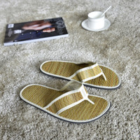 Wholesale Wholesale Quality Flip Flops - High Quality Hotel Guest House Supplies Disposable Slippers Flip-Flops Slipper Comfort Wear Shoes Perfect For Bathroom Living Room Use