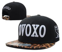 Wholesale Ovoxo Snapbacks - 2016 New Design Ovoxo Snapback Hat 28 color Ovoxo Cap Snapbacks caps Snapback Baseball Sports Caps Hat Adjustable caps DHL free shipping