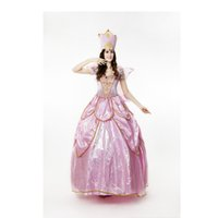 Wholesale Play Snow White - 2016 100% Real Shot Sign Snow White clothes exported to Europe and play clothes Halloween dance party queen fitted costumes