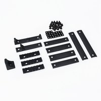 Wholesale Kac Rail - New Arrival Sports Outdoors KAC Style Deluxe Rail Cover Set For Outdoor Hunting Gun Accessory Free Shipping CL22-0069
