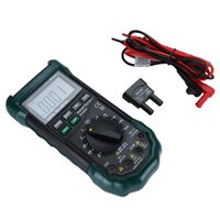 Wholesale Mastech Ms8268 Digital Multimeter - MASTECH MS8268 Digital Multimeter Auto Range protection ac dc ammeter voltmeter ohm Frequency electrical tester diode detector