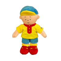 Wholesale Caillou Rosie Plush Doll - Wholesale-High Quality DANCHEL 30cm Caillou Rosie Plush Toy Toys Soft Plush Stuffed Figure Toy Doll 12inch Best Gift HT2621
