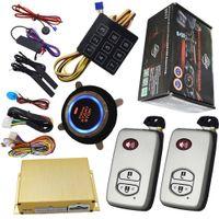 Wholesale Passive Keyless - passive keyless entry pke remote start stop engine smart key identification recognize alarm car