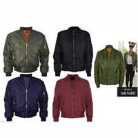 Wholesale Cheap Winter Ladies Coat - Cheap wholesale ladies jacket coat winter hot lady coat collar jacket coat code 4 color 3XL