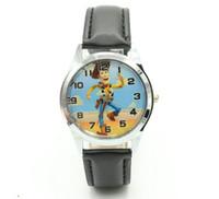 Wholesale Buzz Toy Story - The New Toy Story Buzz Lightyear Children Cartoon Quartz Children Wristwatch Watches Party Favors Gift