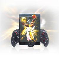 controlador inalámbrico para ipad al por mayor-iPega Bluetooth Telescópica gamepad inalámbrico gamepad joypad Controlador de juegos de control para Android iOS ipad teléfono móvil 9023
