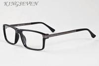 pfeilgläser großhandel-2017 pfeil sonnenbrille vollbild büffel horn gläser marke sonnenbrille für herren top qualität brillen mit fall klare linsen gafas de sol
