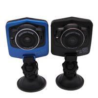 Wholesale Vga Video Out - Car Dvr Camera 2.4-inch LCD 2.4-inch LCD Video resolution VGA,QVGA OV7670 30W pixels Ling Tong Recording Night Vision Video Recorder