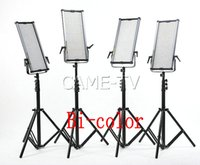 CAME-TV Video 1092B Bi-Color LED Light Studio Pannelli luci kit (4 pezzi)