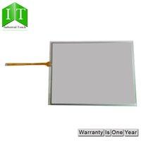 panel táctil de membrana al por mayor-NUEVO HMIGTO5310 PLC HMI pantalla táctil industrial de membrana con panel táctil