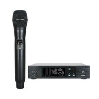 Wholesale New Arrival Similar to QLXD24 QLXD2 QLXD4 UHF Wireless SIngle Handheld Microphone System Cordless MIC for KTV Performance